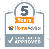 HomeAdvisor – 5 Years
