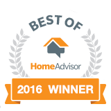 HomeAdvisor – Best of 2016