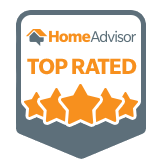 HomeAdvisor – Top Rated