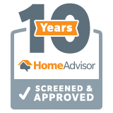 HomeAdvisor – 10 Years