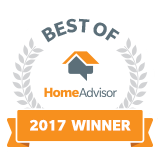 HomeAdvisor – Best of 2017