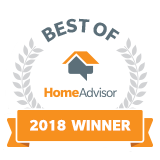 HomeAdvisor – Best of 2018