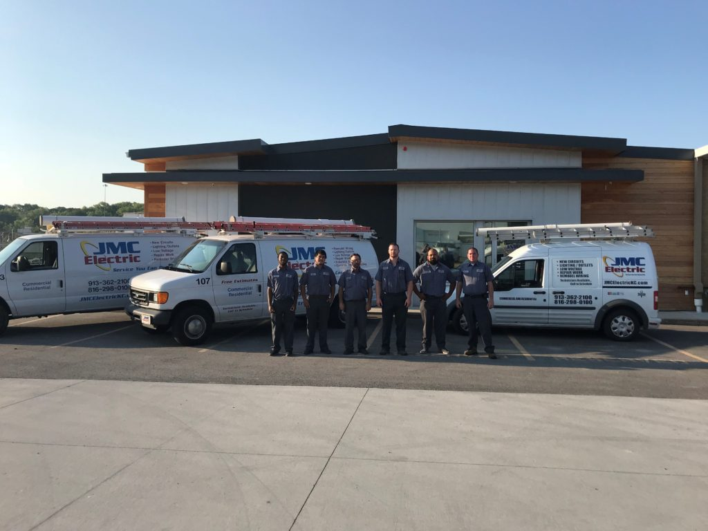 JMC Electric - Kansas City Electrician Experts