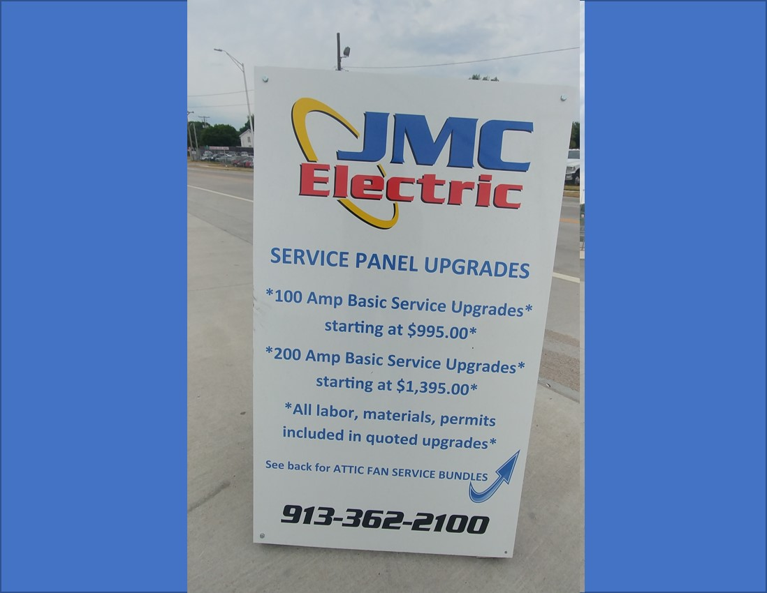 Kansas City Electrical Service Panel Upgrades