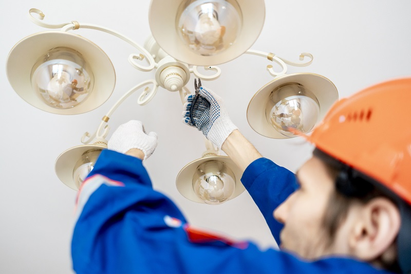 Residential home electricians JMC Electric offer many types of services.