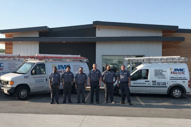 Using residential local electricians in Kansas City for all of your new construction and remodeling project needs is a great way to support small business.