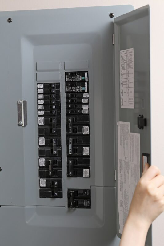 Replacement of a residential electrical panel can be extremely dangerous to attempt if you aren't completely sure of what you're doing, and these systems should only ever be worked on by licensed professionals.