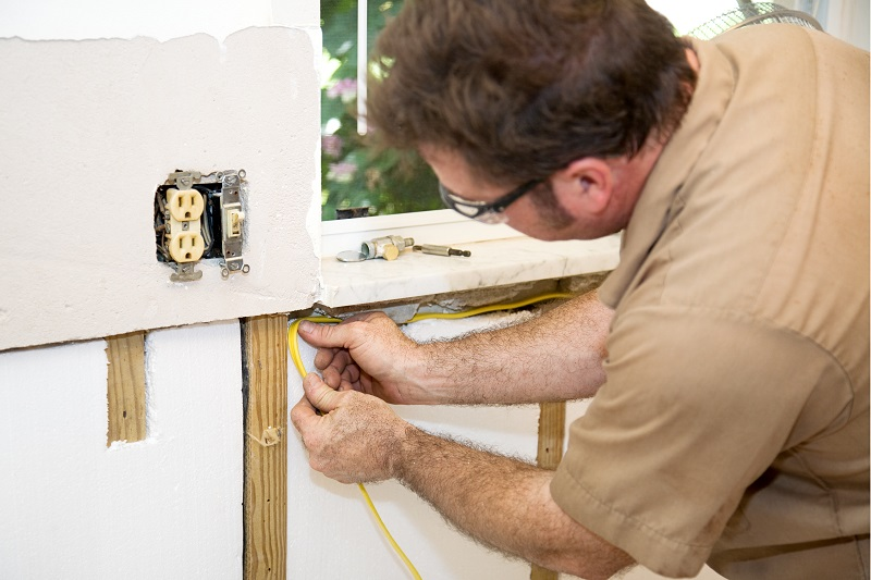 When you need residential electrical wiring for your remodeling project, the experts at JMC Electric are here to help.