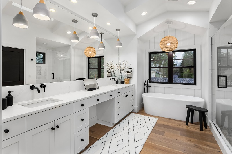 Hiring a residential local electrician in Kansas City for your bathroom remodeling project keeps your home and family safe and happy.